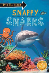 Omslag - It's all about... Snappy Sharks