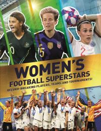 Women's Football Superstars av Kevin Pettman (Heftet)