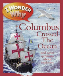 US I Wonder Why Columbus Crossed the Ocean av Rosie Greenwood (Heftet)