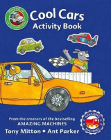 Omslag - Amazing Machines Cool Cars Activity Book