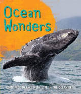 Omslag - Fast Facts: Ocean Wonders