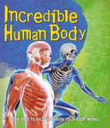 Omslag - Fast Facts: Incredible Human Body