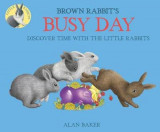 Omslag - Brown Rabbit's Busy Day