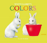 Omslag - White Rabbit's Colors