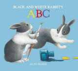 Omslag - Black and White Rabbit's ABC