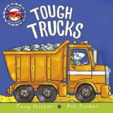Omslag - Tough Trucks