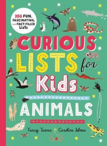 Curious Lists for Kids - Animals av Tracey Turner (Innbundet)