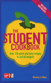 The Student Cookbook av Beverly Le Blanc (Heftet)