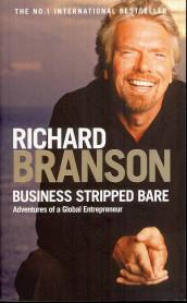 Forfatter Richard Branson. Bøker, lydbøker, biografi og ...