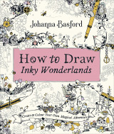 Omslag - How to draw inky wonderlands