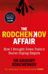 Omslag - The Rodchenkov Affair