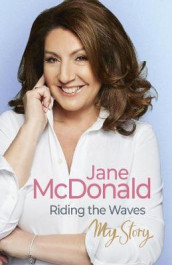 Riding the Waves av Jane McDonald (Innbundet)