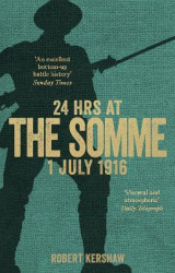 Omslag - 24 Hours at the Somme
