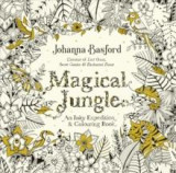 Omslag - Magical jungle. An inky expedition & colouring book