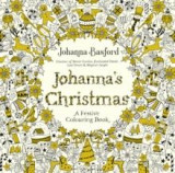 Omslag - Johanna's christmas. A festive colouring book