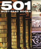 Omslag - 501 must read  books