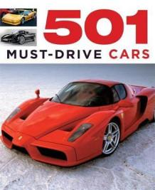 501 must-drive cars (Heftet)