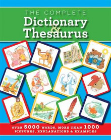 The Complete Dictionary and Thesaurus av Martin Manser og John Grisewood (Innbundet)