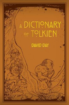 A Dictionary of Tolkien av David Day (Heftet)