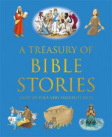 Omslag - A Treasury of Bible Stories