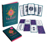 Omslag - The Tarot Book and Card Deck