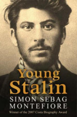 Omslag - The young Stalin