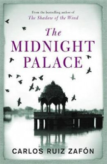 The midnight palace av Carlos Ruiz Zafón (Heftet)