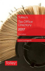 Omslag - Tax Office Directory 2017
