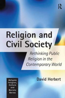 Religion and Civil Society av David Herbert (Innbundet)