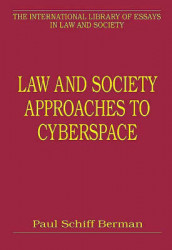 Law and Society Approaches to Cyberspace av Paul Schiff Berman (Innbundet)