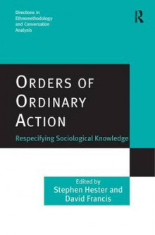 Orders of Ordinary Action av Stephen Hester (Innbundet)