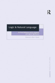 Logic & Natural Language av Hanoch Ben-Yami (Innbundet)
