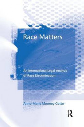 Race Matters av Anne-Marie Mooney Cotter (Innbundet)