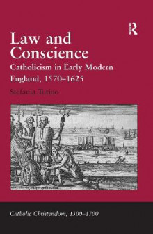 Law and Conscience av Stefania Tutino (Innbundet)
