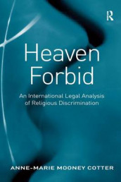 Heaven Forbid av Anne-Marie Mooney Cotter (Innbundet)