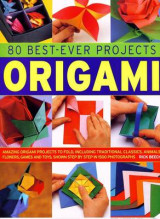 Omslag - The practical illustrated encyclopedia of origami