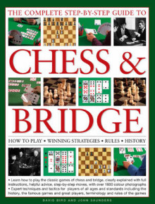 Complete Step-by-step Guide to Chess and Bridge av David Bird (Innbundet)