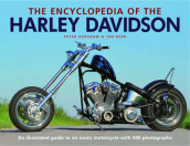 The Encyclopedia of the Harley Davidson av Peter Henshaw og Ian Kerr (Innbundet)