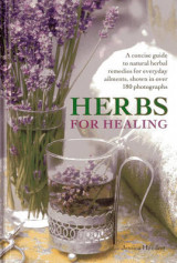 Omslag - Herbs for Healing