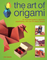 Omslag - The art of origami