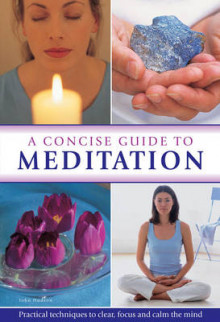 A Concise Guide to Meditation av John Hudson (Innbundet)