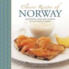 Classic recipes of Norway av Janet Laurence (Innbundet)