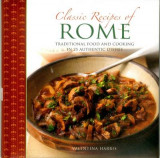 Omslag - Classic Recipes of Rome