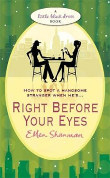 Right Before Your Eyes av Ellen Shanman (Heftet)