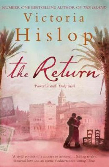 The return av Victoria Hislop (Heftet)