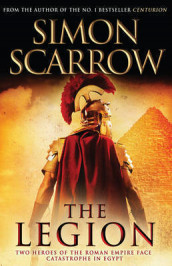 The Legion (Eagles of the Empire 10) av Simon Scarrow (Heftet)