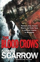 Omslag - The Blood Crows (Eagles of the Empire 12)