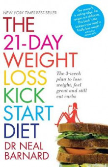 The 21-day Weight Loss Kickstart av Neal D. Barnard (Heftet)