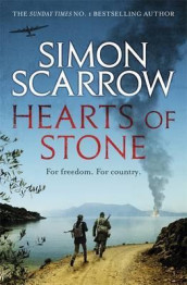 Hearts of Stone av Simon Scarrow (Heftet)
