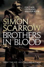 Brothers in Blood (Eagles of the Empire 13) av Simon Scarrow (Heftet)
